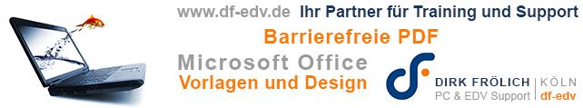 Dirk Frölich, PC & EDV Support, Köln
